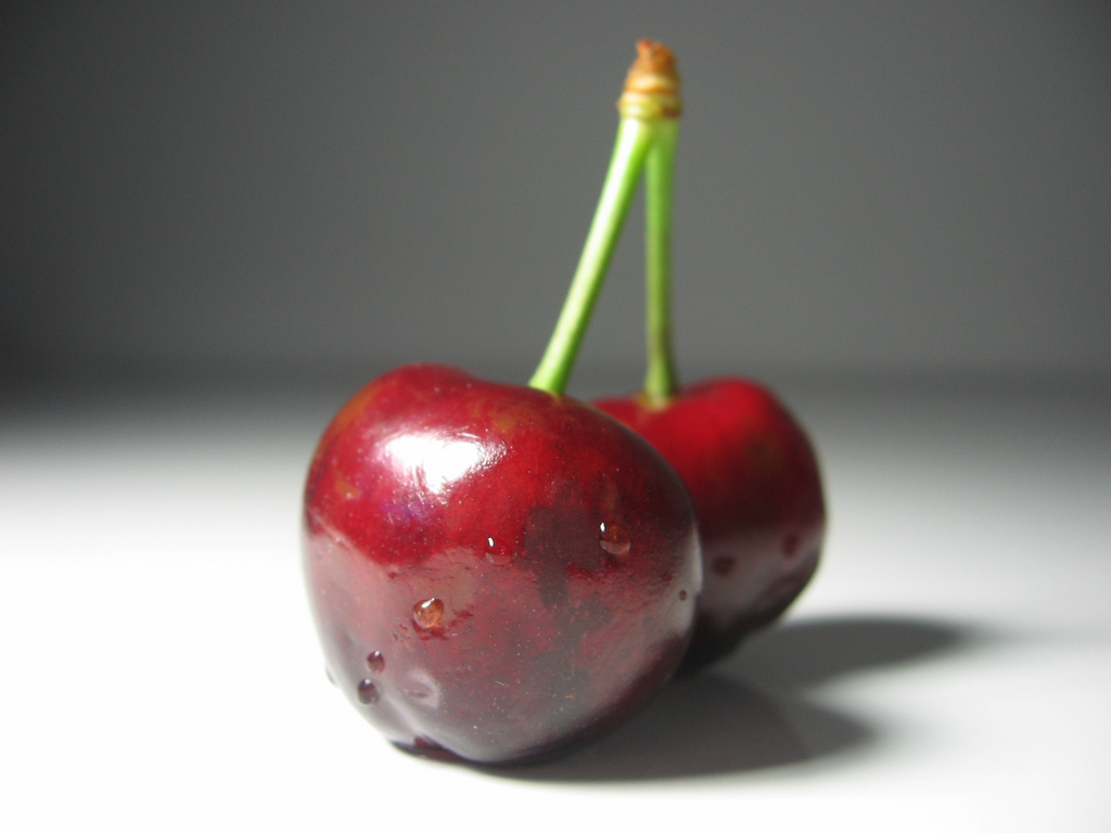 twin cherries